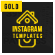 10 Instagram Banner Templates For Rent A House and Hotel - GraphicRiver Item for Sale