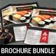Sushi Menu Brochure Bundle - GraphicRiver Item for Sale