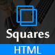 Squares - Multipurpose HTML5 Template