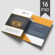 A5 Trifold Brochure Mockup - GraphicRiver Item for Sale