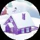 Christmas Village Landscape - VideoHive Item for Sale