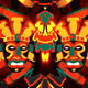 African Mask 02 - VideoHive Item for Sale