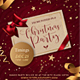 Christmas Party Flyers - GraphicRiver Item for Sale