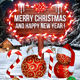 Christmas and New Year Party Flyer - GraphicRiver Item for Sale