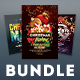 Christmas Flyer Bundle Vol.05 - GraphicRiver Item for Sale