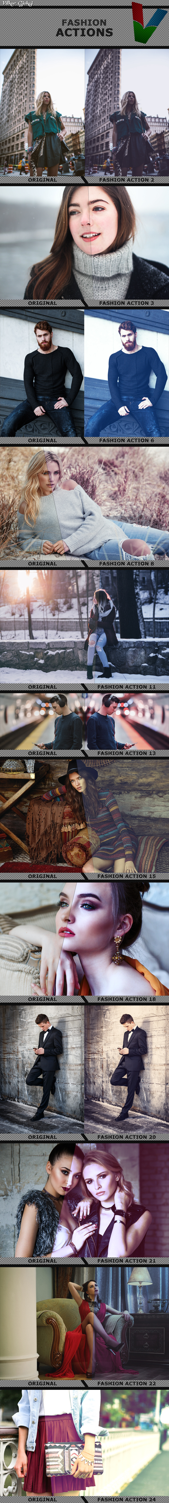 GraphicRiver Fashion Actions 1 20898988