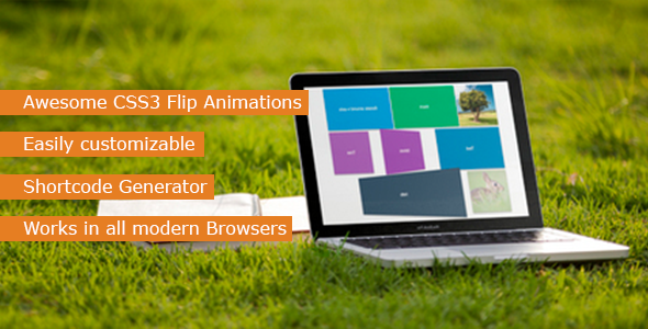 CodeCanyon Flip Cards for Wordpress 20899016