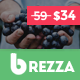 Brezza - Fruit Store Responsive OpenCart Theme - ThemeForest Item for Sale