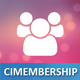 CIMembership - CodeIgniter Users Manager