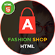 Fashion Shop - Multipurpose Ecommerce Responsive Html Template