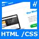 Swoosh - Professional HTML Theme - ThemeForest Item for Sale
