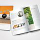 4 Pages Real Estate Bifold Brochure