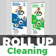 Cleaning Service Roll-Up