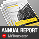 Annual Report Vol. 2 - GraphicRiver Item for Sale