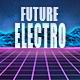 Electro Futuristic Logo Intro