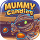Mummy Candies - HTML5 Game 20 Levels + Mobile Version! (Construct-2 CAPX)