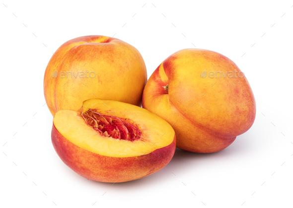 Nectarine - Stock Photo - Images