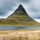 Kirkjufell mountain on Snaefellsnes peninsula Iceland - PhotoDune Item for Sale