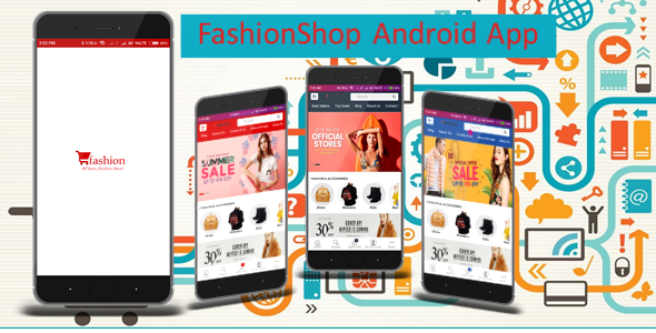 Download Source code              FashionShop Android App            nulled nulled version