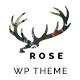 Rose - Minimalist Agency, Architecture, Blog Theme - ThemeForest Item for Sale