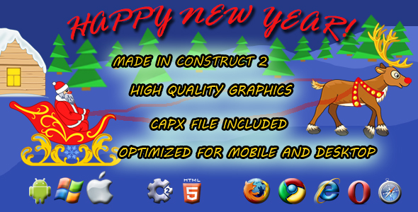 CodeCanyon Fly Santa fly 20901320
