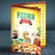 Pizzeria Menu Card (A4) - GraphicRiver Item for Sale