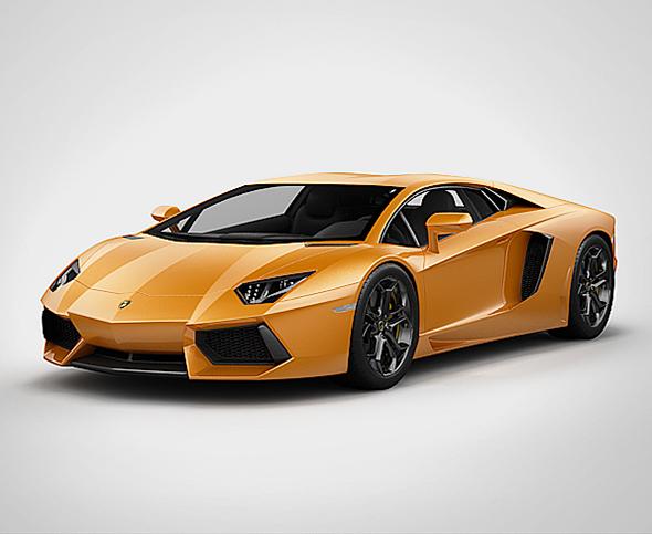 3DOcean Lamborghini Aventador 20901771