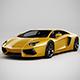 Lamborghini Aventador (LowPoly)