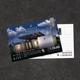 Real Estate Post Card Template