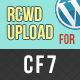 Rcwd Upload for CF7