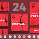 Wine Festival Social Media Pack