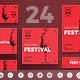 Wine Festival Social Media Pack - GraphicRiver Item for Sale