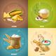 Cereals Design Concept