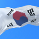 Flag of South Korea Waving - VideoHive Item for Sale