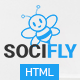 SociFly | Multipurpose Social Network HTML5 Template - ThemeForest Item for Sale