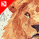 Geometric Polygon Photoshop Action - GraphicRiver Item for Sale