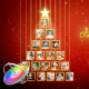 Christmas Tree Photos Opener - Apple Motion - VideoHive Item for Sale