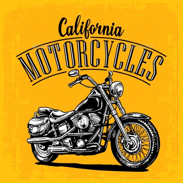 Motorcycle - Miscellaneous Vectors