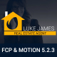 Real Estate Titles | FCP X & Apple Motion - VideoHive Item for Sale