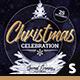 Christmas Celebration Facebook Cover - GraphicRiver Item for Sale