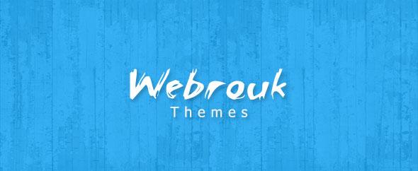 Webrouk homepage