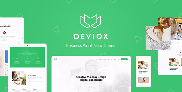 Deviox | Multi-Purpose Business Theme - Business Corporate