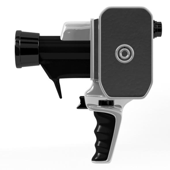 3DOcean 8mm camera 20905309