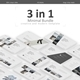 3 in 1 Minimal Bundle Powerpoint - GraphicRiver Item for Sale