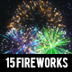 15 Fireworks - VideoHive Item for Sale