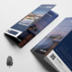 Nova - Real Estate Creative Trifold Brochure / Flyer Template