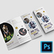 Gym Tri-Fold Brochure - GraphicRiver Item for Sale