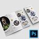 Gym Tri-Fold Brochure - GraphicRiver Item for Sale