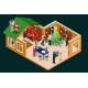 Isometric Christmas Holiday Concept