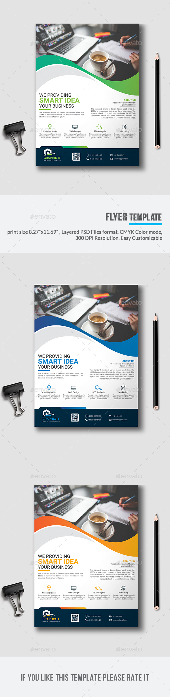 GraphicRiver Flyer 20905919